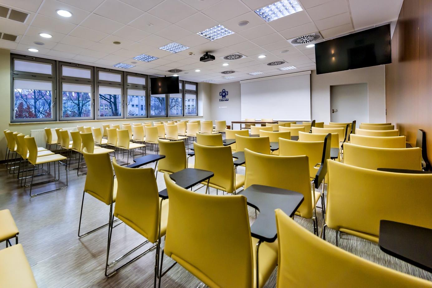 Sala konferencyjna – układ A/B